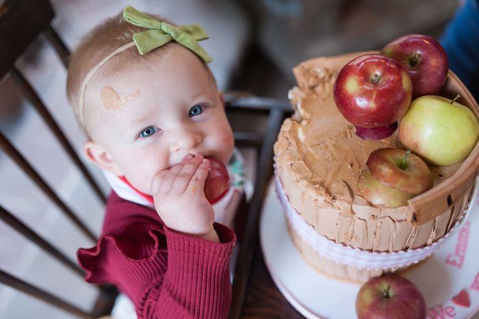 Apple Orchard Birthday Party on Kara's Party Ideas | KarasPartyIdeas.com (12)