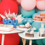 Art & Donuts Crafting Party on Kara's Party Ideas | KarasPartyIdeas.com (3)