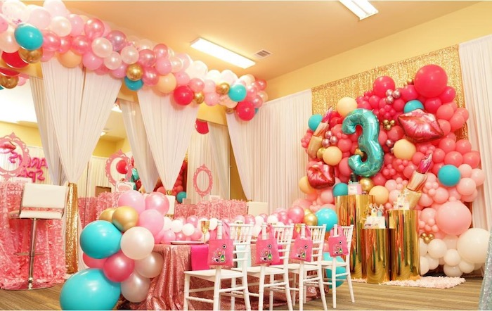 Diva Spa Party on Kara's Party Ideas | KarasPartyIdeas.com (6)