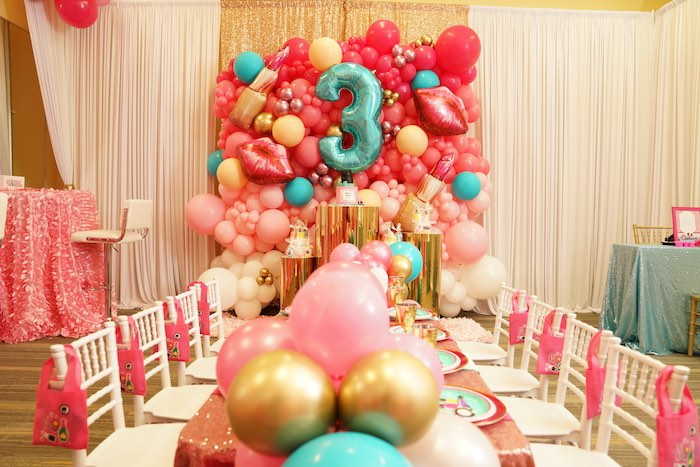 Diva Spa Party on Kara's Party Ideas | KarasPartyIdeas.com (19)