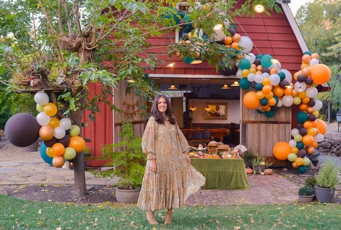 Fall Farmhouse Thanksgiving Celebration on Kara's Party Ideas | KarasPartyIdeas.com (6)
