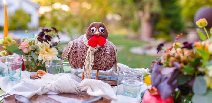 Fall Farmhouse Thanksgiving Celebration on Kara's Party Ideas | KarasPartyIdeas.com (2)
