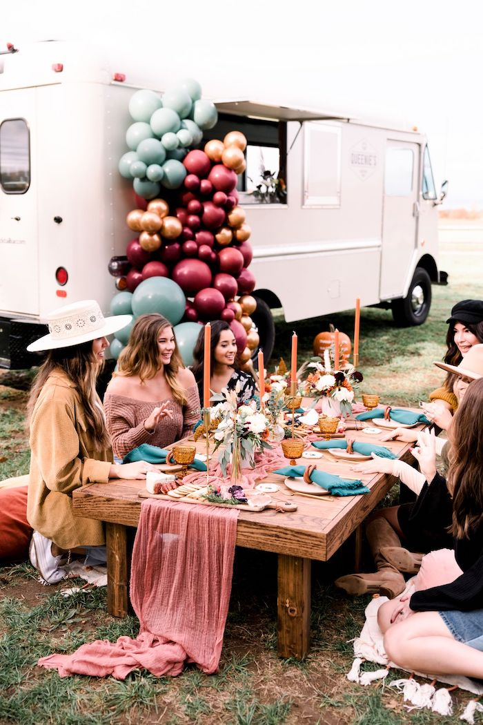 Fall Friendsgiving on Kara's Party Ideas | KarasPartyIdeas.com (13)
