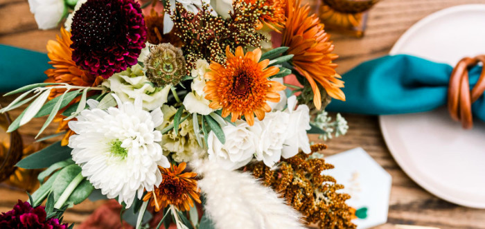 Fall Friendsgiving on Kara's Party Ideas | KarasPartyIdeas.com (3)