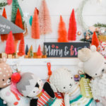 Merry + Bright Christmas Party on Kara's Party Ideas | KarasPartyIdeas.com (1)