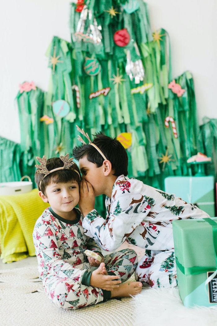 Merry + Bright Christmas Party on Kara's Party Ideas | KarasPartyIdeas.com (25)