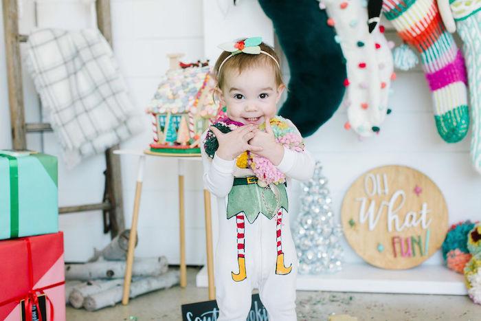 Merry + Bright Christmas Party on Kara's Party Ideas | KarasPartyIdeas.com (24)