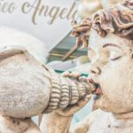 Pastel Angel Baptism Party on Kara's Party Ideas | KarasPartyIdeas.com (1)