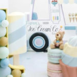 Pastel Ice Cream Birthday Party on Kara's Party Ideas | KarasPartyIdeas.com (1)
