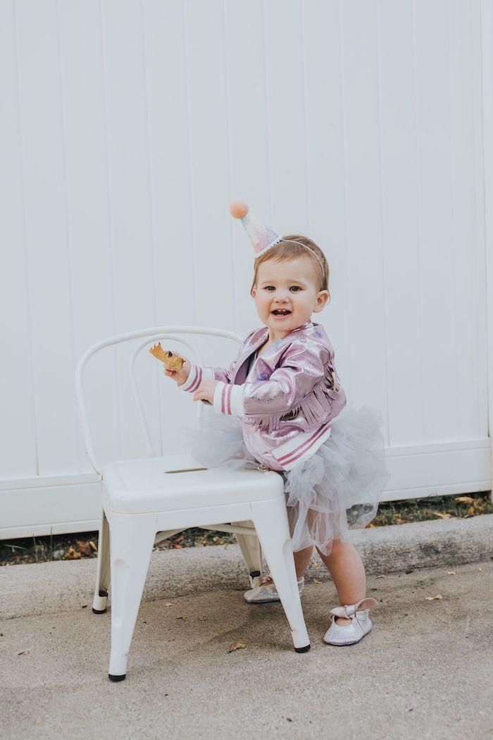 Pastel Unicorn 1st Birthday Party on Kara's Party Ideas | KarasPartyIdeas.com (4)