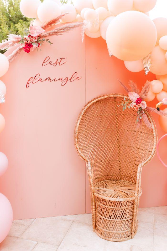 Pink Flamingle Party on Kara's Party Ideas | KarasPartyIdeas.com (35)