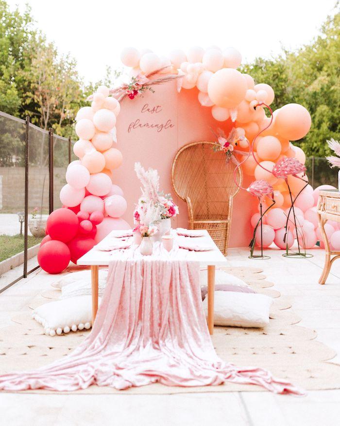 Pink Flamingle Party on Kara's Party Ideas | KarasPartyIdeas.com (7)