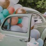 Vintage Boho VW Beetle Party on Kara's Party Ideas | KarasPartyIdeas.com (2)