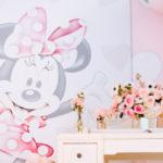 Vintage Pastel Minnie Mouse Party on Kara's Party Ideas   KarasPartyIdeas.com (1)