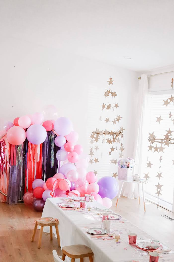 5th Birthday Princess Party on Kara's Party Ideas | KarasPartyIdeas.com (15)