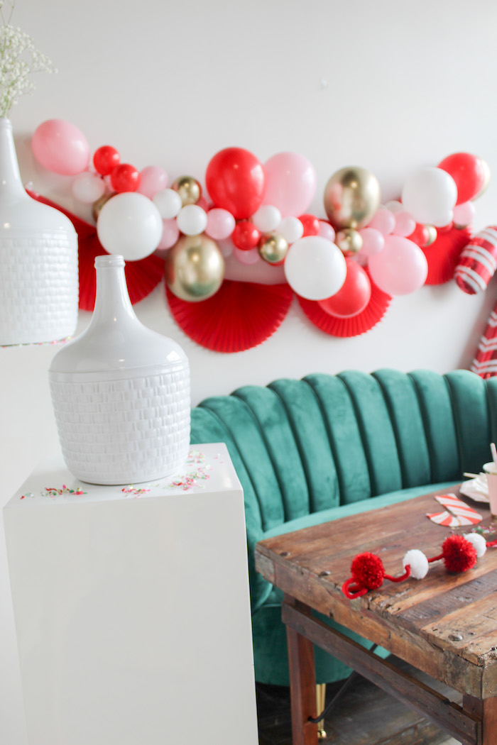 Candy Cane Soiree on Kara's Party Ideas | KarasPartyIdeas.com (6)