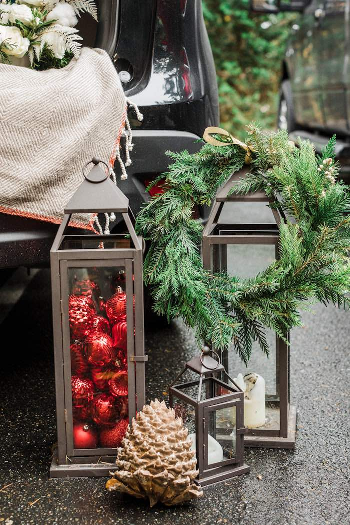 Classic Christmas Tailgate Party on Kara's Party Ideas | KarasPartyIdeas.com (28)