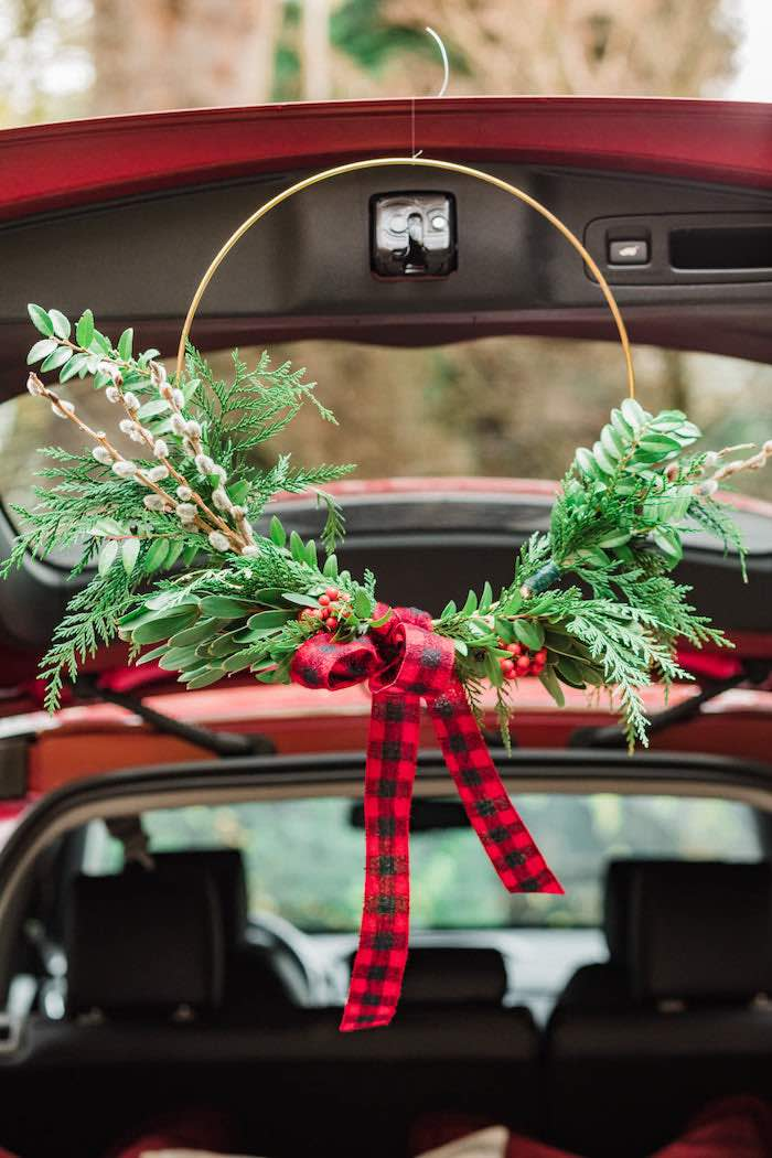 Classic Christmas Tailgate Party on Kara's Party Ideas | KarasPartyIdeas.com (26)