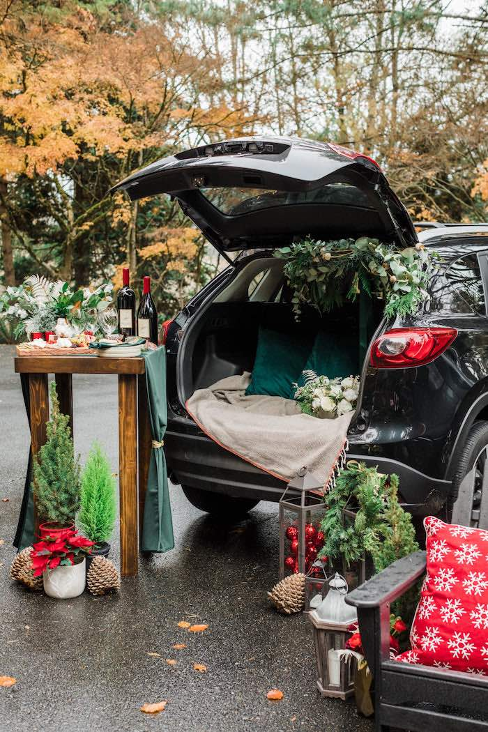 Classic Christmas Tailgate Party on Kara's Party Ideas | KarasPartyIdeas.com (25)