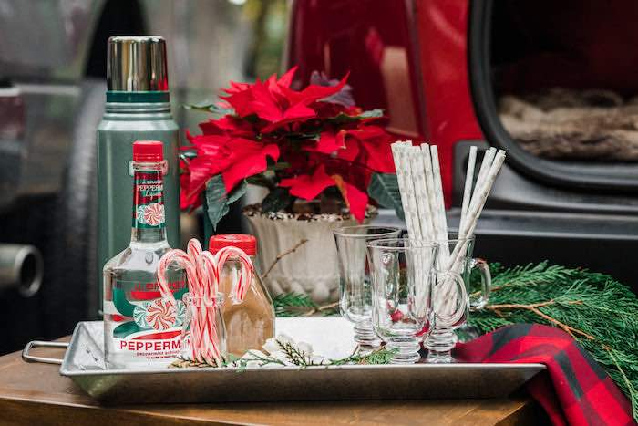 Classic Christmas Tailgate Party on Kara's Party Ideas | KarasPartyIdeas.com (22)