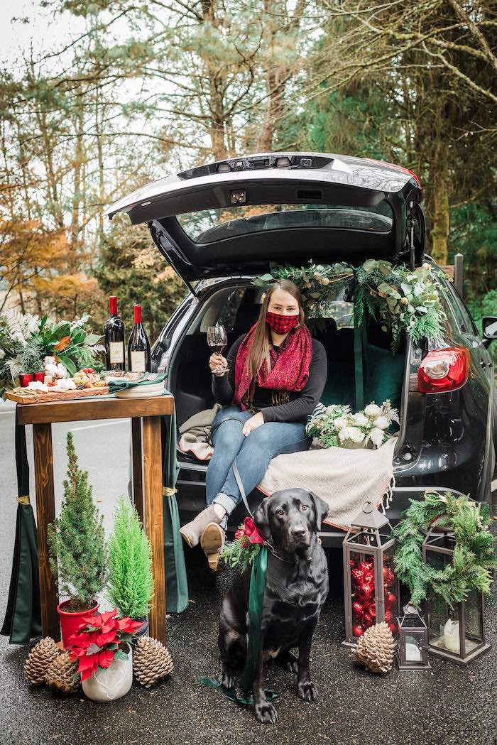 Classic Christmas Tailgate Party on Kara's Party Ideas | KarasPartyIdeas.com (14)