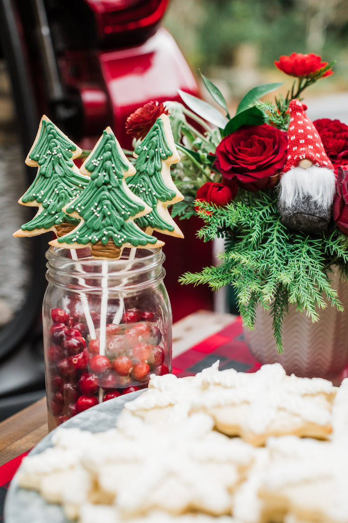 Classic Christmas Tailgate Party on Kara's Party Ideas | KarasPartyIdeas.com (10)