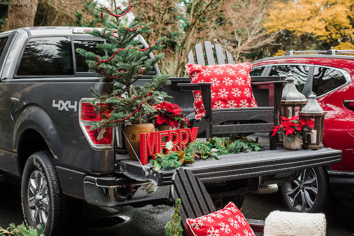 Classic Christmas Tailgate Party on Kara's Party Ideas | KarasPartyIdeas.com (6)