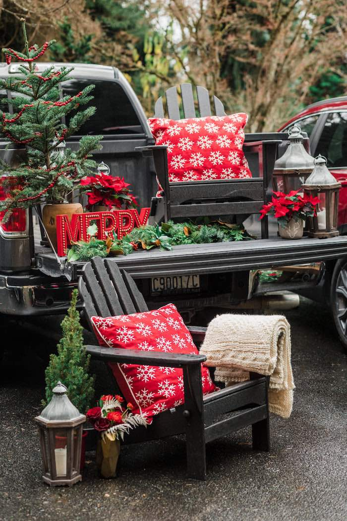 Classic Christmas Tailgate Party on Kara's Party Ideas | KarasPartyIdeas.com (30)