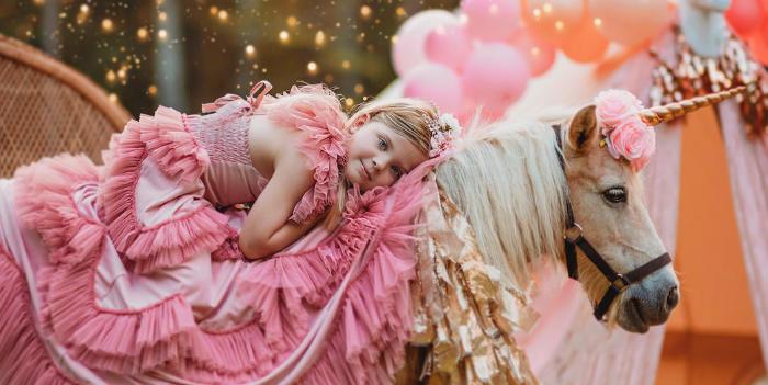 Glam Boho Unicorn Party on Kara's Party Ideas | KarasPartyIdeas.com (2)