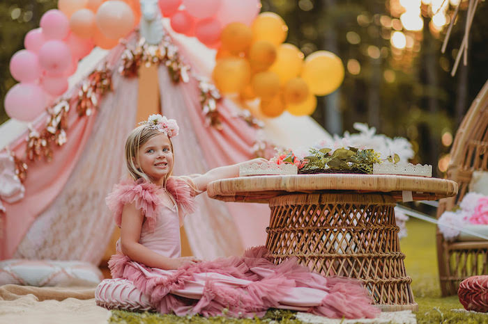 Glam Boho Unicorn Party on Kara's Party Ideas | KarasPartyIdeas.com (14)