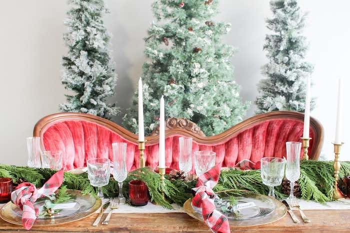 Luxe Christmas Dinner on Kara's Party Ideas | KarasPartyIdeas.com (12)