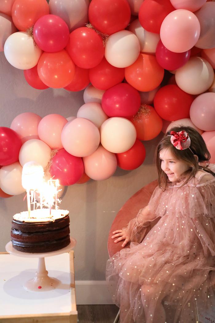 Naughty & Nice Christmas Inspired Birthday Party on Kara's Party Ideas | KarasPartyIdeas.com (50)
