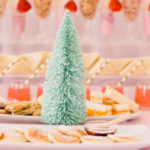 Pink Polar Express Party on Kara's Party Ideas | KarasPartyIdeas.com (3)