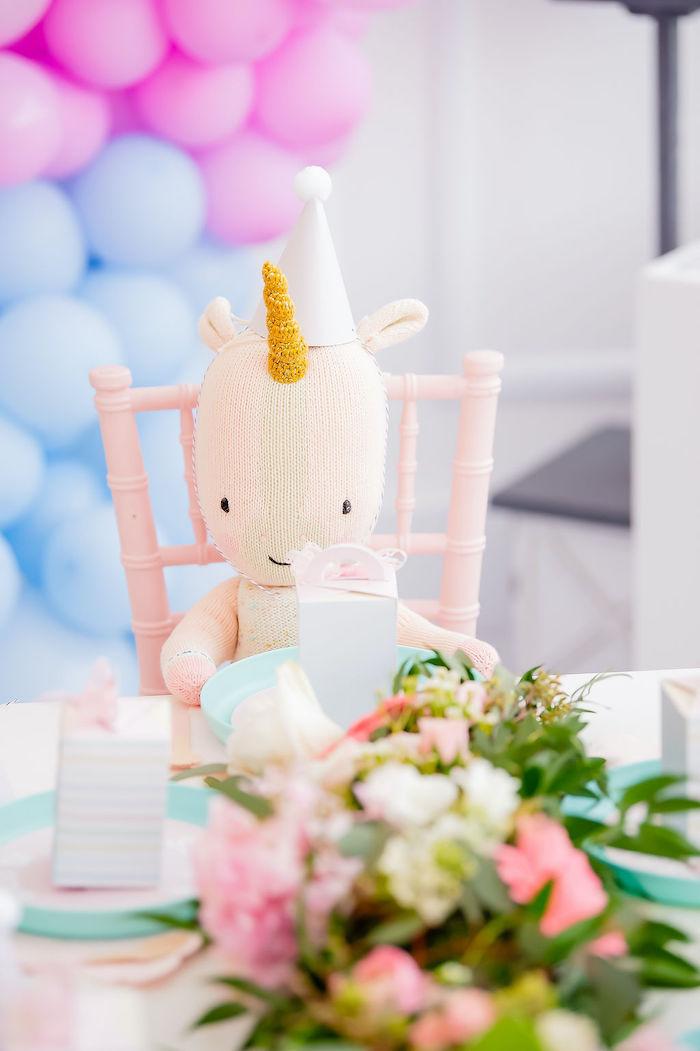 Stuffed Animal Picnic Party on Kara's Party Ideas | KarasPartyIdeas.com (28)