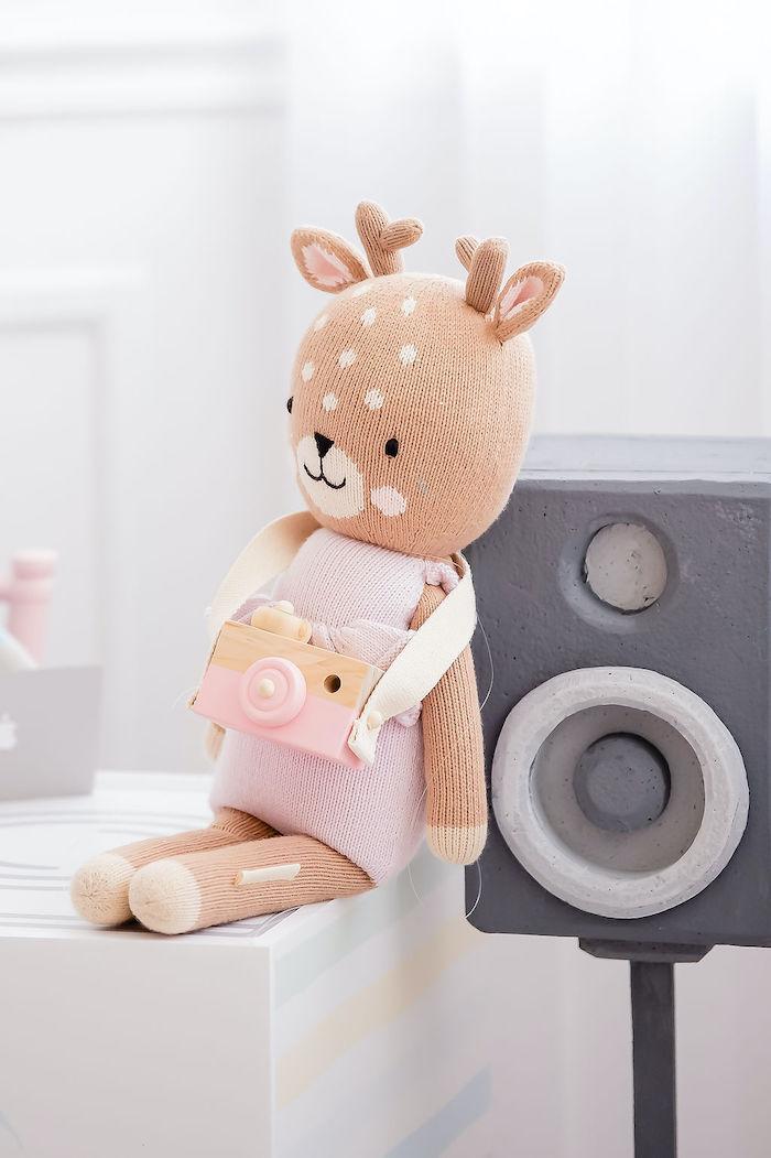 Stuffed Animal Picnic Party on Kara's Party Ideas | KarasPartyIdeas.com (27)