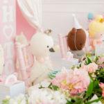 Stuffed Animal Picnic Party on Kara's Party Ideas | KarasPartyIdeas.com (1)