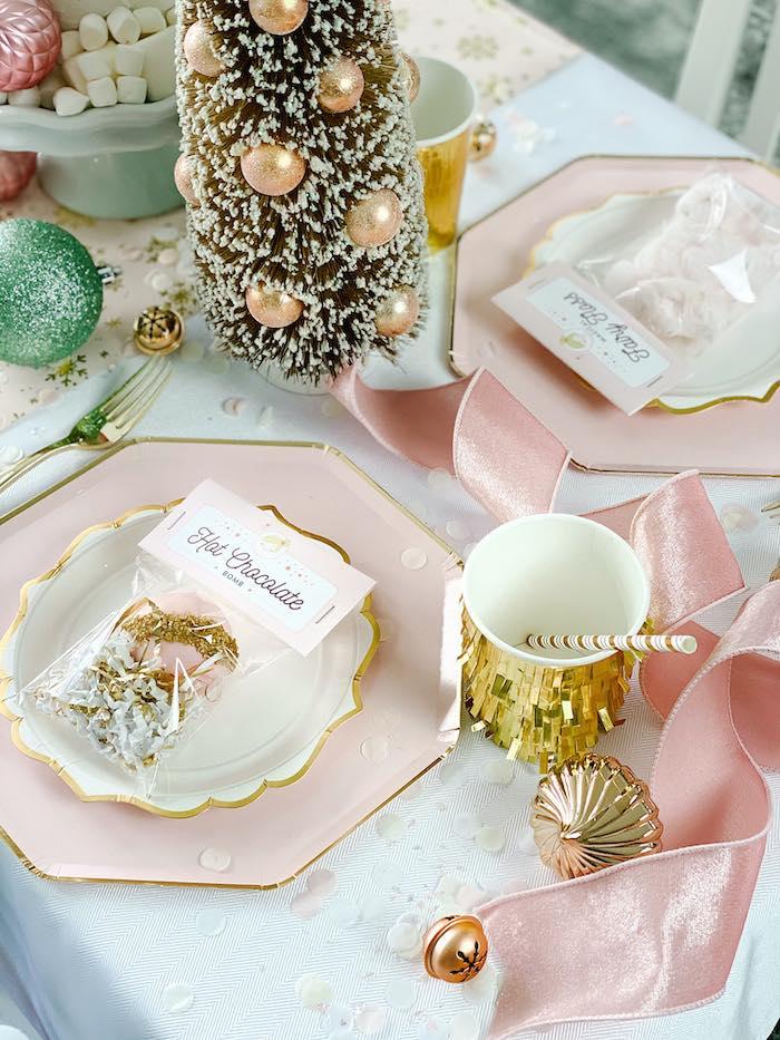 Sugar Plum Fairy Birthday Party on Kara's Party Ideas | KarasPartyIdeas.com (25)