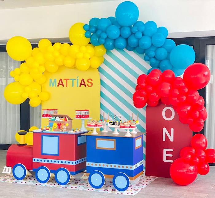 Toy Shop Birthday Party on Kara's Party Ideas   KarasPartyIdeas.com (6)