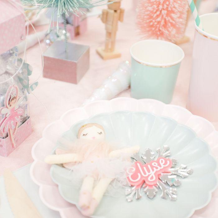 Whimsical Pastel Nutcracker Party on Kara's Party Ideas   KarasPartyIdeas.com (25)