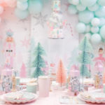Whimsical Pastel Nutcracker Party on Kara's Party Ideas | KarasPartyIdeas.com (1)