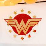 Wonder Woman Birthday Party on Kara's Party Ideas | KarasPartyIdeas.com (1)
