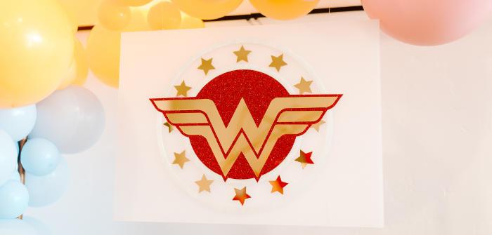 Wonder Woman Birthday Party on Kara's Party Ideas   KarasPartyIdeas.com (1)