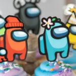 Among Us Birthday Party on Kara's Party Ideas | KarasPartyIdeas.com (2)