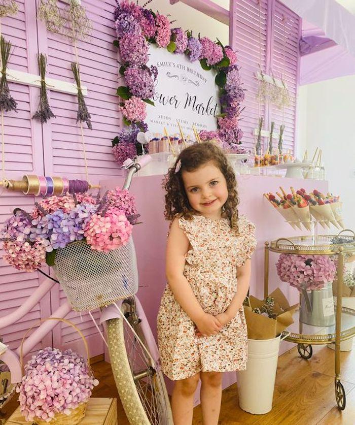 Flower Market Party on Kara's Party Ideas   KarasPartyIdeas.com (13)