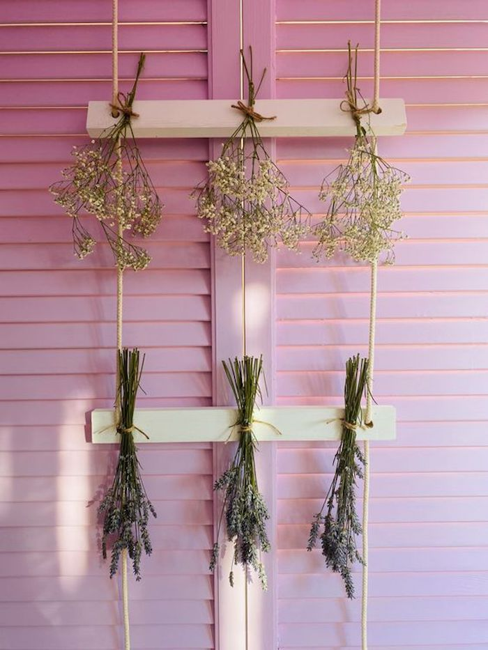 Hanging Accent Flowers from a Flower Market Party on Kara's Party Ideas | KarasPartyIdeas.com (22)