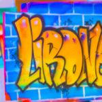 Neon Graffiti Birthday Party on Kara's Party Ideas   KarasPartyIdeas.com (1)