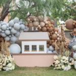 Noah's Ark 1st Birthday Party on Kara's Party Ideas | KarasPartyIdeas.com (3)
