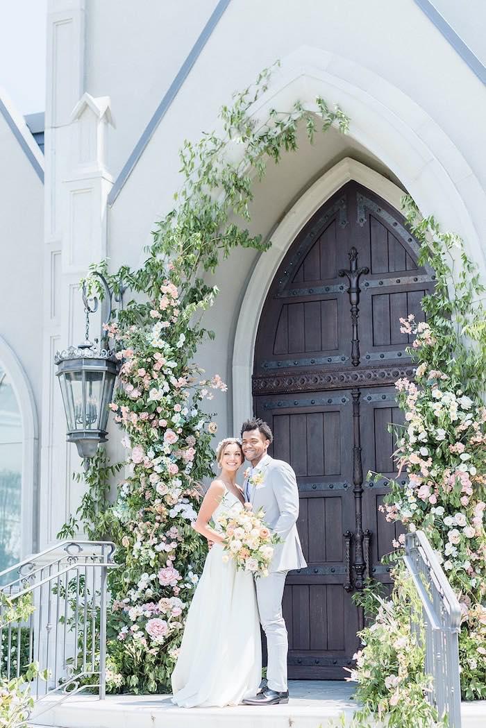 Park Chateau Garden Wedding on Kara's Party Ideas | KarasPartyIdeas.com (20)