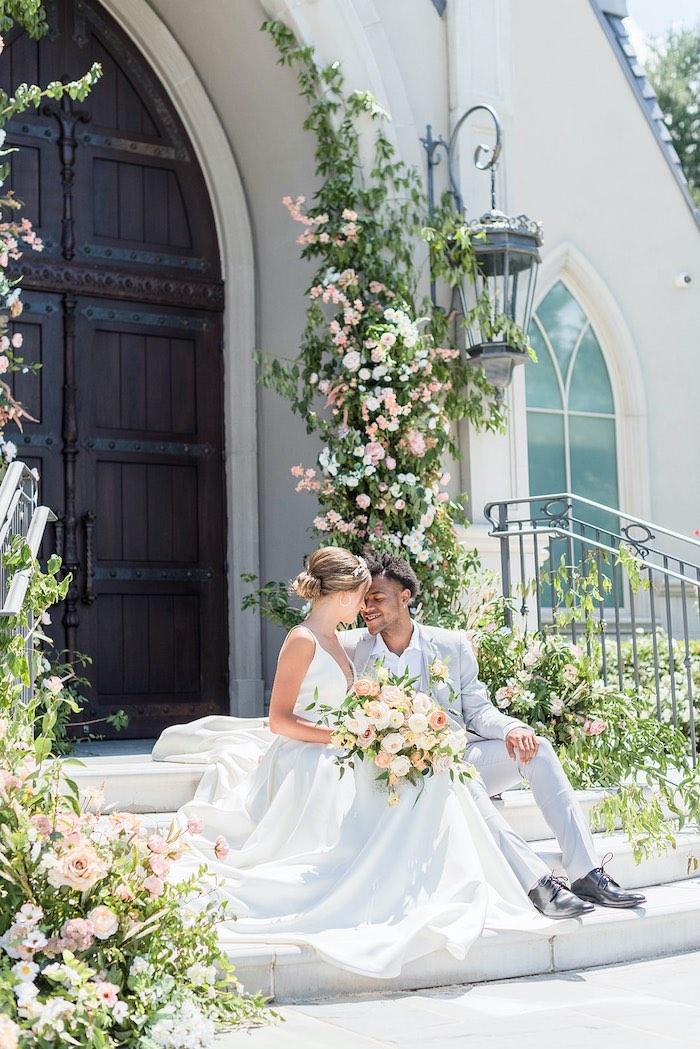 Park Chateau Garden Wedding on Kara's Party Ideas | KarasPartyIdeas.com (19)