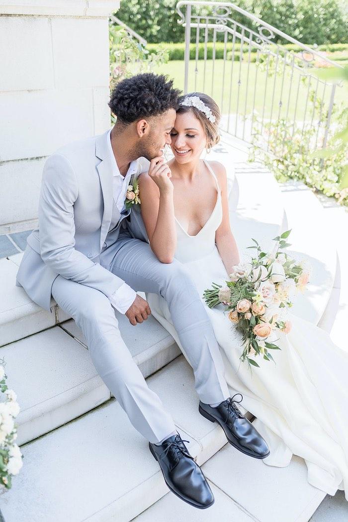 Park Chateau Garden Wedding on Kara's Party Ideas | KarasPartyIdeas.com (16)